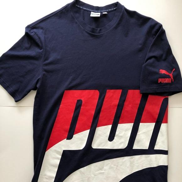 Puma Shirts | Puma Mens Athletic Red